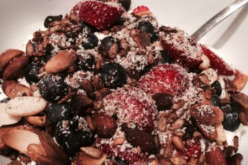 Homemade Breakfast Granola Recipe